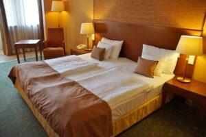 Ostry Sex w hotelu z narzeczonym