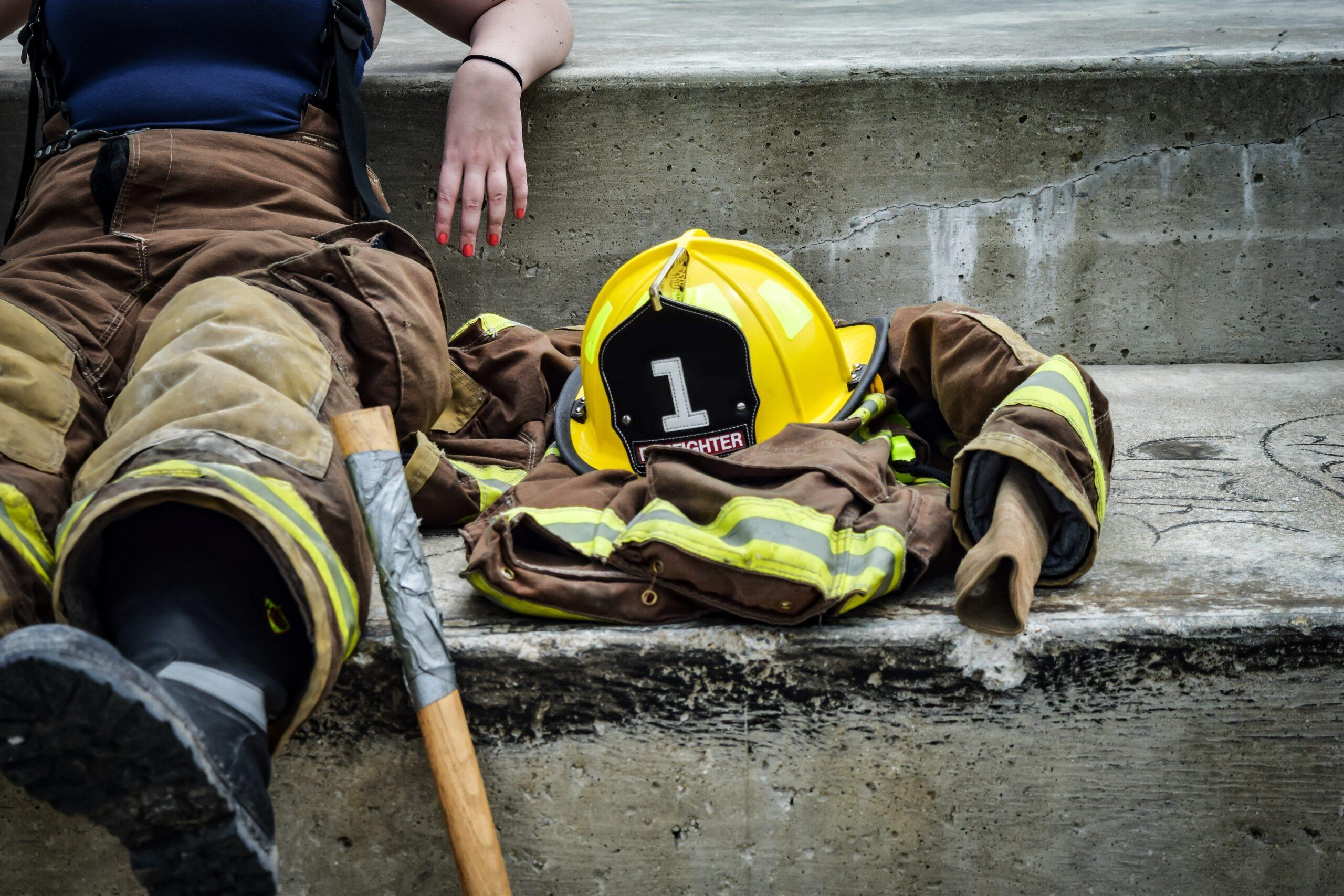 Sex ze strażakiem - opowiadanie erotyczne i sex historia