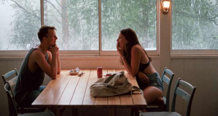 Sex z teściową na obiedzie